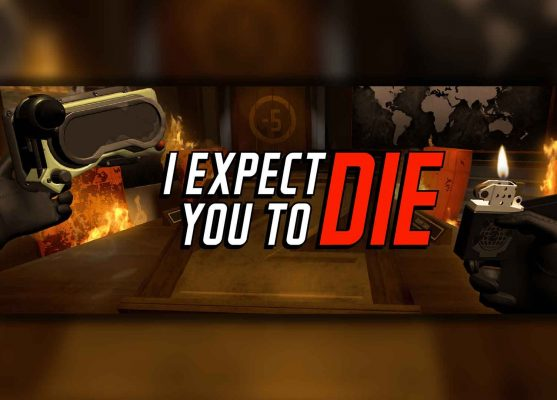 Xcape VR I Expect You TO Die